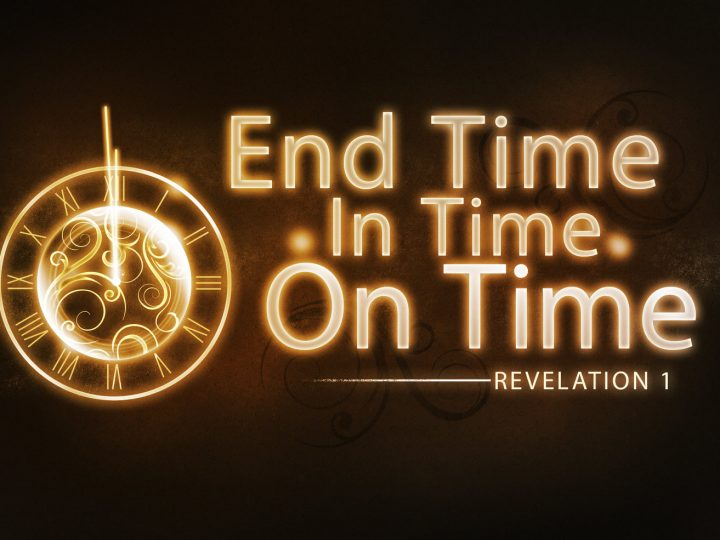 End Time In Time On Time – Pastor Reese Logan 09/05/2021